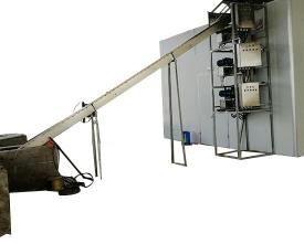 黑水虻机械养殖